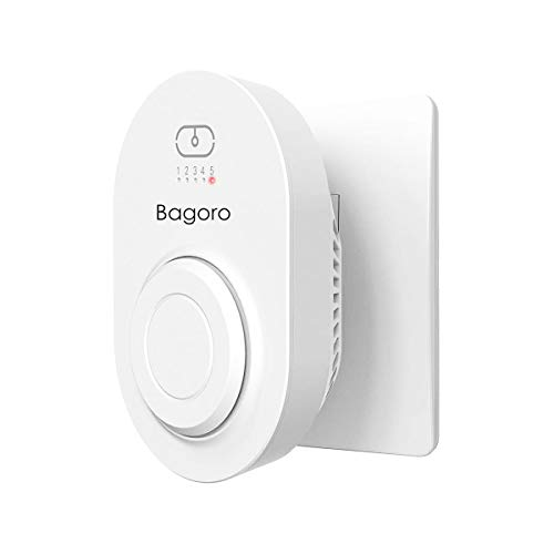 Bagoro Ultrasonic Pest Repeller, Electronic Pest Repellent Ultrasonic Plug in Indoor, Pest Control for Rats, Roaches, Cockroaches, Rodents Safe Pest Repellent for Human & Pets