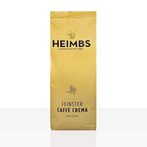 Heimbs feinster Caffe Crema - 500g Kaffee ganze Bohne