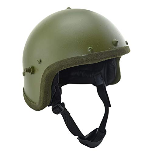 Gearcraft ZSH-1-2 Helmet Replica Without Vizor   Russian Special Units (Olive)