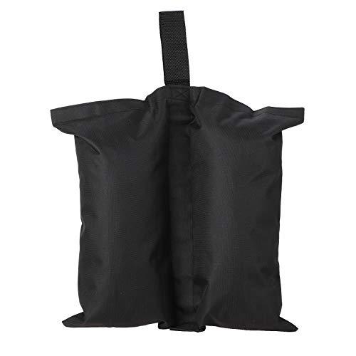 SFTYUFS 4 bolsas de peso para dosel, resistentes y de arena, para patas, carpa o carpa, bolsas de arena para exteriores, refugio al aire libre, patas de toldo