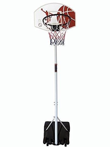 IUNNDS- Canasta de baloncesto portátil