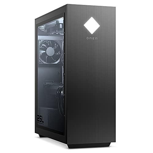 HP OMEN GT12-1001ng AMD Ryzen 7 5800X 16 GB DDR4-SDRAM 1512 GB HDD+SSD NVIDIA GeForce RTX 3060 Ti Torre PC Windows 10 Home