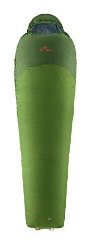 Ferrino SLEEPINGBAG Levity 02 Saco de Dormir Tiempo Libre y Senderismo, Adultos Unisex, Verde (Green), Talla Única