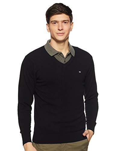 Arrow Sports Men's Blouson Wool Sweater