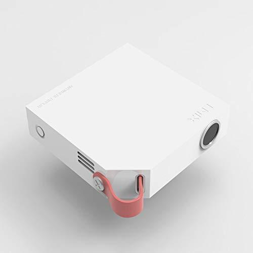 George zhang Inicio proyector portátil de pequeño tamaño del teléfono móvil de Cine en casa HD 1080p mini-4k