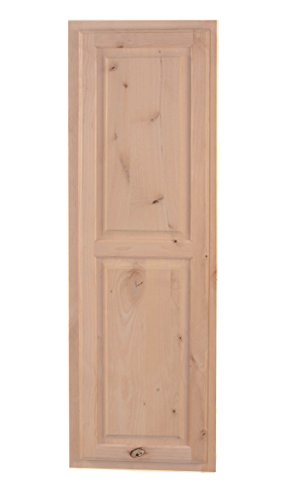 Hideaway Ironing Boards New All Knotty Alder with Raised Panel Door