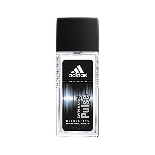 Adidas Fragrance Body Fragrance, Dynamic Pulse Him, 2.5 Fluid Ounce