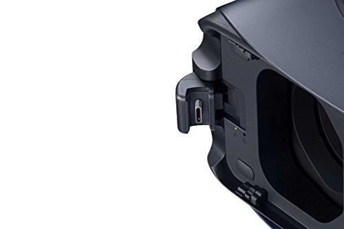 Samsung Gear Virtual Reality Brille blau/schwarz