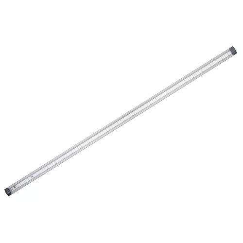 Hi Lite 1701114817 LED Lichtleiste ROM Unterbaulampe 10,5W Silber 100cm Touchdim