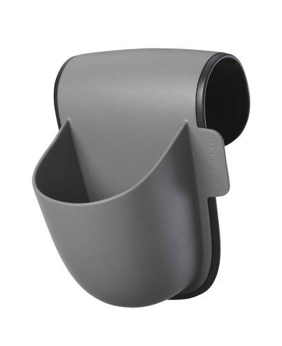 Maxi-Cosi Pocket Becherhalter, für Maxi-Cosi Kinderautositz Pearl, Pearl Smart, Pearl One, Tobi, Rubi XP, Axiss, AxissFix, Rodi XP Fix und mehr, grau