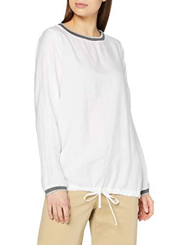 Cartoon Damen 8451/7779 Bluse, Bright White, 44