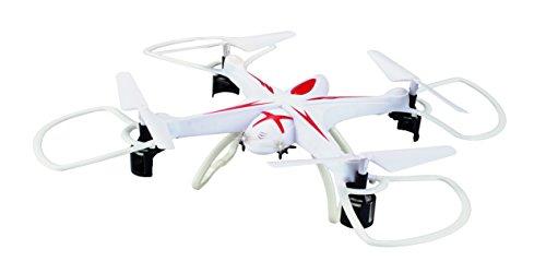 Braha Aqua Drone- 2.4 GHZ Waterproof RC Quadcopter, White