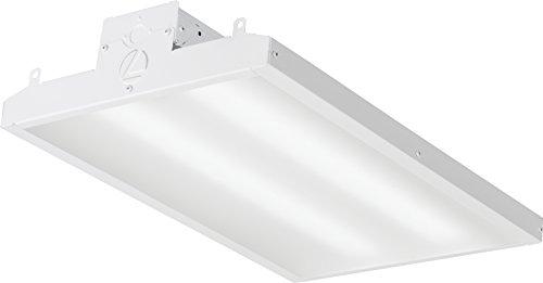 Lithonia Lighting IBE 12LM MVOLT 40K LED Linear High Bay Light, 4000k, 107 watts, Cool White