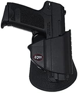 Fobus Tactical Concealed Carry Pulgar funciona Holster de seguridad para H & K USP COMPACT