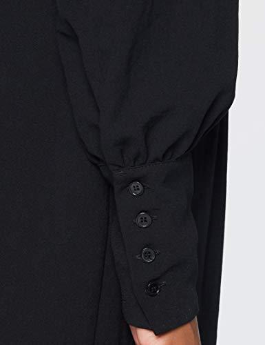 Pinko CAPETA Vestito Elegante, Nero (Nero Limousine Z99), (Taglia Unica: 46) Donna
