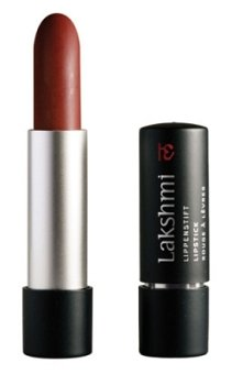 Lakshmi Ayurvedischer Lippenstift - Weinrot, 3 g