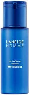[Laneige] Homme Active Water Moisturizer 125ml