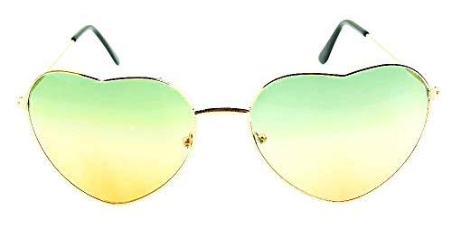 Zonnebril hart vrouw - meisjes - vrouw - meisje - uv400 - gepolariseerd - origineel cadeau idee