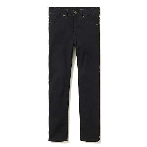 LOOK by Crewcuts Skinny Fit jeans, Schwarz (schwarz, Large (10)