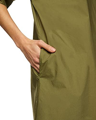 United Colors of Benetton (Z6ERJ Vestito Vestido, Olive Branch 2h2, L para Mujer