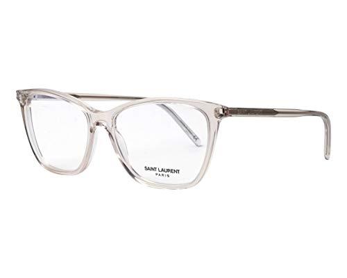 SAINT LAURENT Gafas de Vista SL 259 Beige 53/15/140 mujer