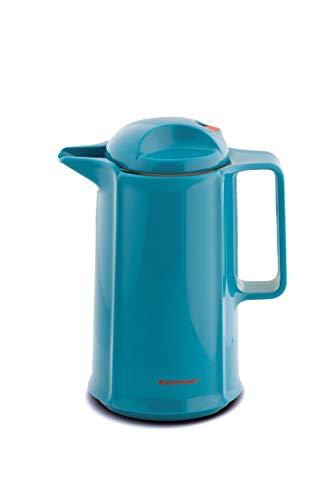 ROTPUNKT Isolierkanne 420 Marlis 1,0 l | Zweifunktions-Drehverschluss | BPA...