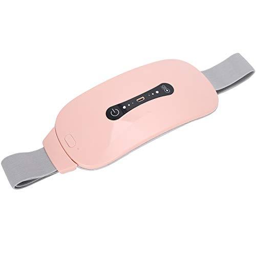 Tomanbery Almohadilla térmica para la Cintura, portátil, cómoda, Conveniente, Almohadilla térmica Menstrual para aliviar el Dolor para el Cuidado de la Salud