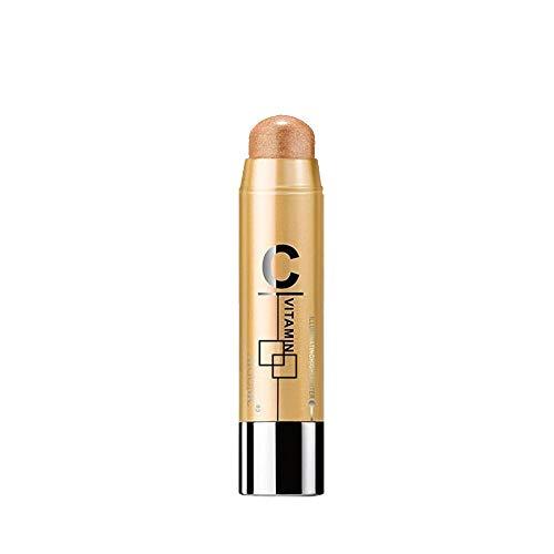 Nourich Stick de contouring Dual-ended Contour Nude Glow Femmes Highlight Contour Stick Beauté Maquillage Visage Poudre Crème Brillant Correcteur Create 3D Face Concealer Full Cover (03#)