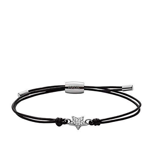 Fossil Damen-Manschetten Armbänder Edelstahl JOF00289040