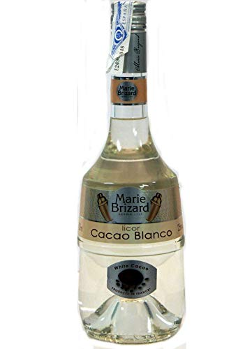 Marie Brizard Crème de Cacao (Kakao weiß) Blanc 0,7 Liter 25% Vol.