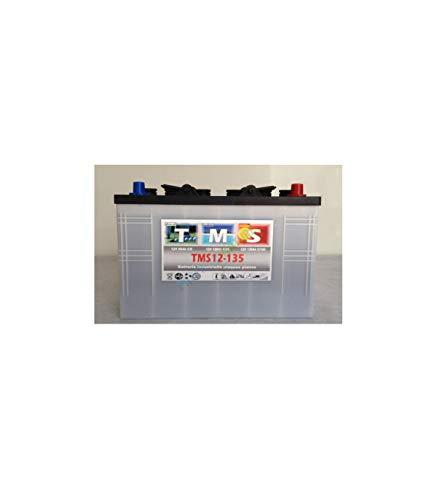 Acedis Batterie de Traction à décharge Lente TMS 135 amp