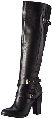 ALDO Ulocia, Bottes Femme - Noir (Black Leather 97), 36 EU