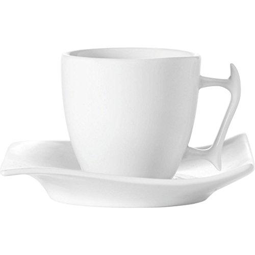 Maxwell & Williams Motion Espressotasse mit Untere eckig