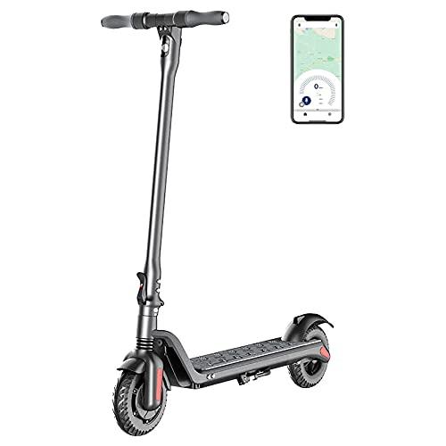 GXFXLP Patin Electrico Adulto Plegable, Electric Scooter con 3 Velocidades hasta 25...