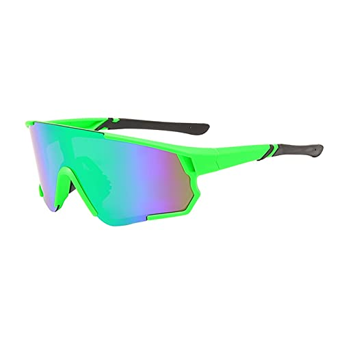 Outdoor Sports Polarized Cycling Glasses Road Bike Sunglasses Men Women Mountain Bicycle Eyewear (Color : C84 with 3 Lens)