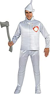 Costume Co Men's Wizard of Oz Tin Man Costume