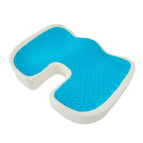 Cojín de espuma de memoria de gel de enfriamiento Cojín de asiento de espuma de memoria