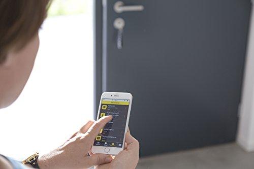 Schellenberg Smart Home Funk-Alarmgriff weiß - 7