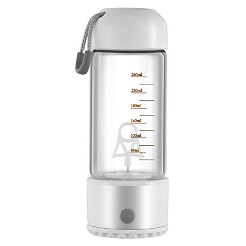 NC Bottiglia per Shaker Elettrico per proteine, Tazza per Shaker per proteine, Bottiglia per frullatore a Batteria da 300 ml, Tazza Portatile e