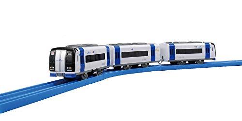 Tomica PlaRail Model Train S-34 Series 165 Tokai Model Express Train Toy japan import
