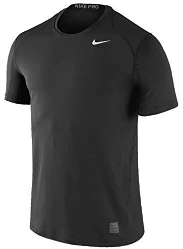 Nike Pro Combat Compression Camiseta Camisa funcional Niños manga larga azul oscuro S (128-140)