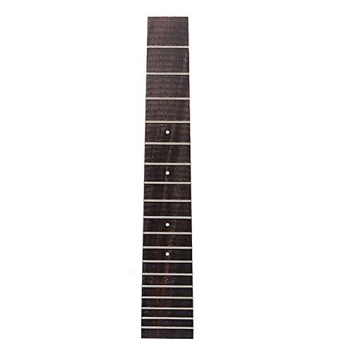Doolland 26 pollici Ukulele tenore chitarra hawaiana Tastiera in legno di palissandro Tastiera 18 tasti