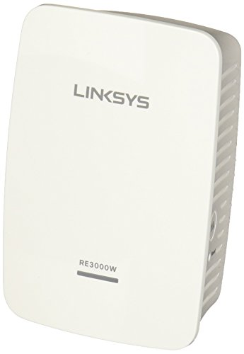 Lynksys RE3000W-LA - Extensor de alcance WI-FI, Inalámbrico, 802.11N, 300Mbps