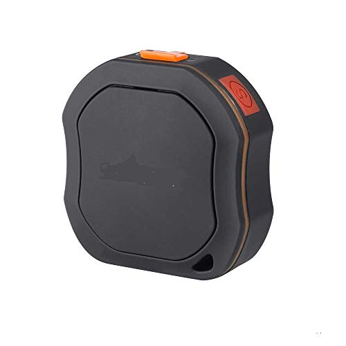 Tracker GPS,Winnes Mini localisateur Accessoire de localisation personnel avec alarme SOS Pour enfants, animaux domestiques voiture TK1000