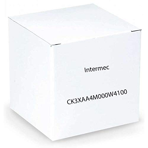 Find Bargain Intermec CK3XAA4M000W4100 Mobile Computer, Alphanumeric, EX25 Near/Far Range Imager, No...