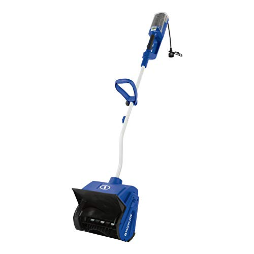Snow Joe iON13SS-HYB 40-Volt iONMAX Hybrid Brushless Snow Shovel Kit | 13-Inch | W/ 4.0-Ah Battery and Charger
