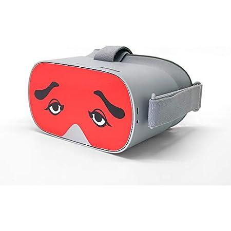 Oculus Go用 オキュラス スキンシール にわか面