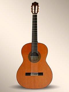 Alhambra 8P Cedar - Guitarra de concierto (4/4)