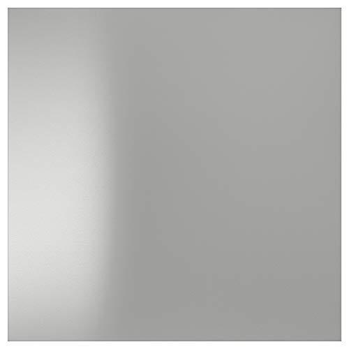 SIBBARP specialtillverkad väggpanel 1 m²x1,3 cm rostfritt stål färg/laminat