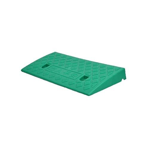 Z-helling mat voor buiten, auto oprijplaat, multifunctionele garagedeur-stap-helling, helling binnenin, loophelling ziekenhuis, rolstoel, drempel, hellingen stoepranden